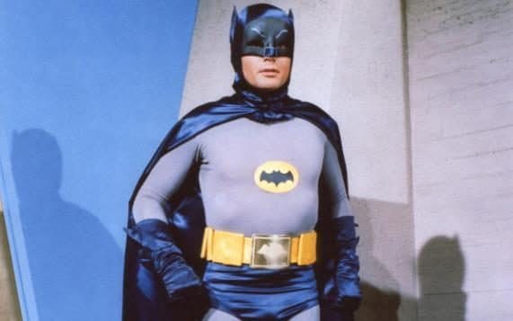 Image result for images of adam west