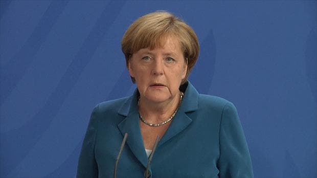 Angela Merkel vows 'everything possible' for security of German people