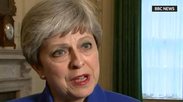 Election results 2017: Theresa May says sorry to defeated Tory candidates as she eyes deal with DUP