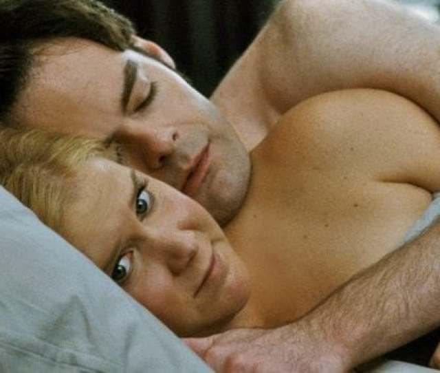 Amy Schumer Has A Lot Of Awkward Sex In Trainwreck