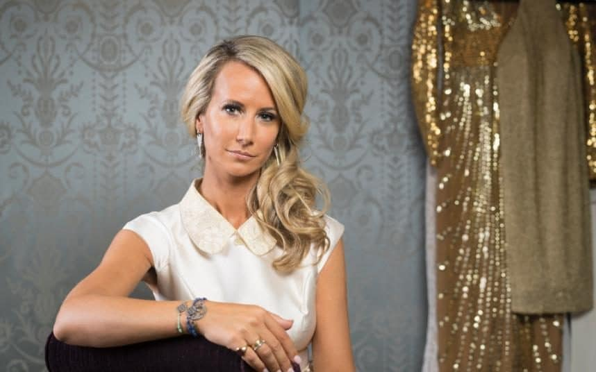 Lady Victoria Hervey Unless Its Champagne I Cant