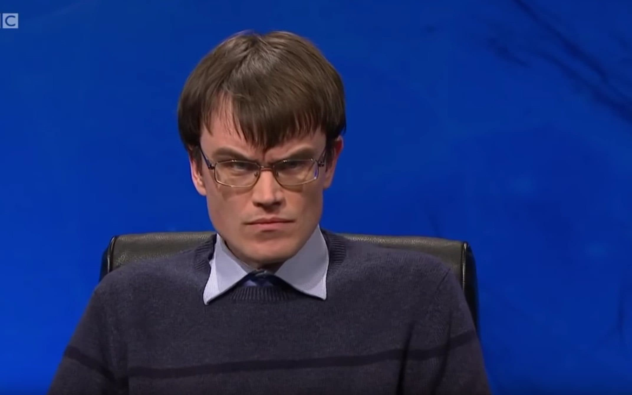 University Challenge S Eric Monkman I Don T See Myself As An