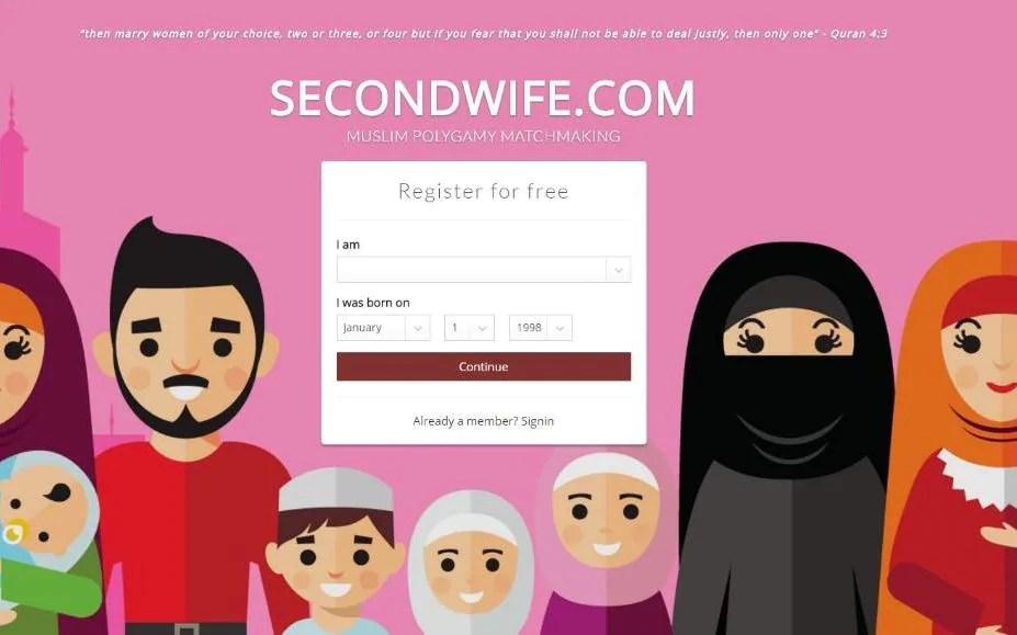 Secondwife.com now has 100,000 users