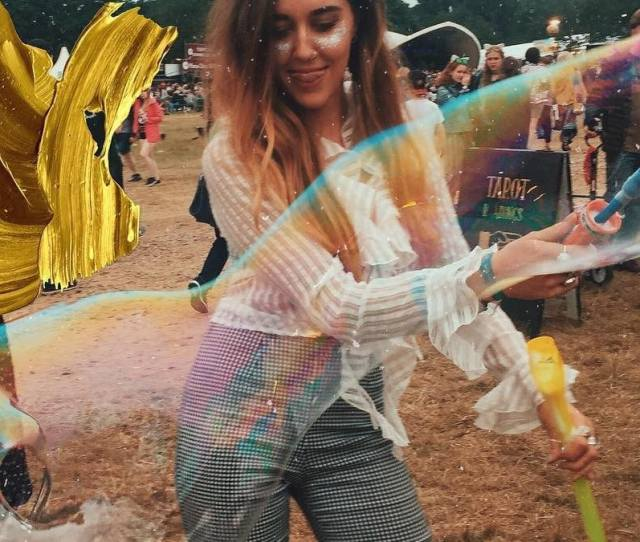 Gina Martin Was At A Music Festival Last July When She Became A Victim Of Upskirting