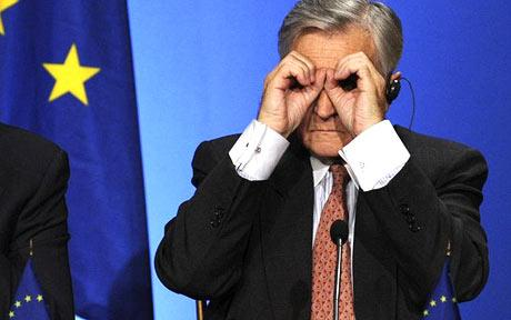 European Central bank Governor Trichet