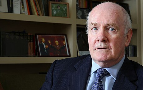 John Reid says mass migration threatens Britain's national security