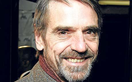 Jeremy Irons calls for owners of abandoned buildings to be prosecuted