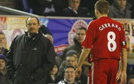 Gerrard to miss three weeks with a hamstring tear