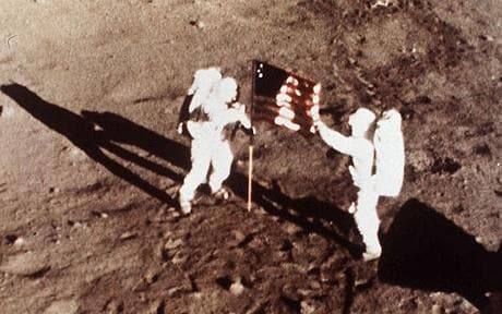 Moon landing anniversary: 10 reasons the Apollo landings were 'faked'
