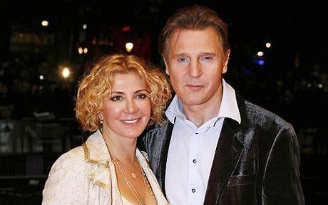 Natasha Richardson and her husband Liam Neeson: Natasha Richardson skiing accident: Mont Tremblant - eastern Canada's premier ski resort