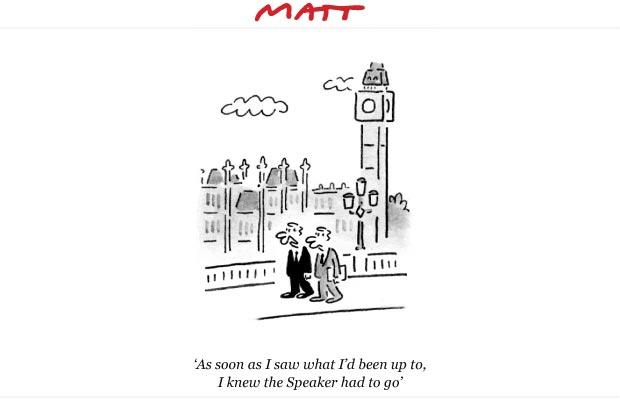 Matt - The Daily Telegraph