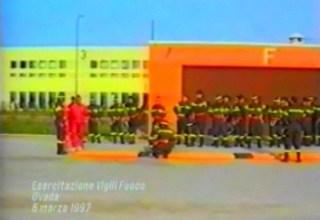 Vigili del Fioco - Manifestazione ad Ovada
