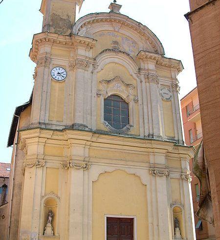 Campo Ligure, Oratorio dell'Assunta - Foto di Davide Papalini