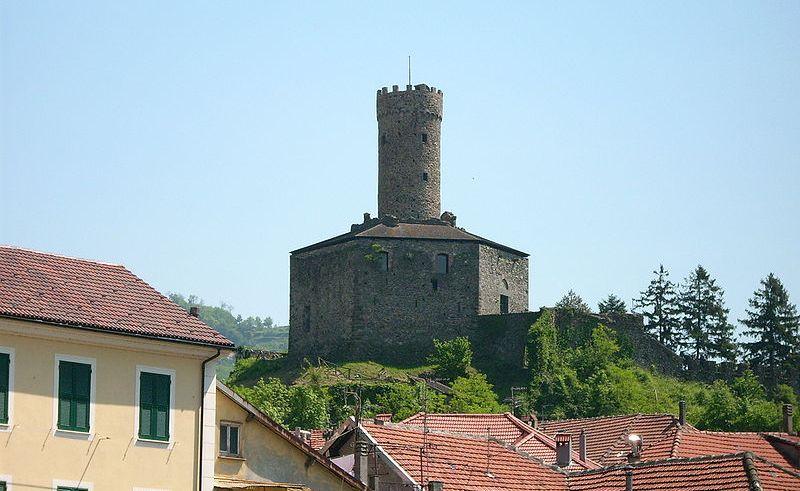Campo Ligure, il Castello - Foto di Davide Papalini