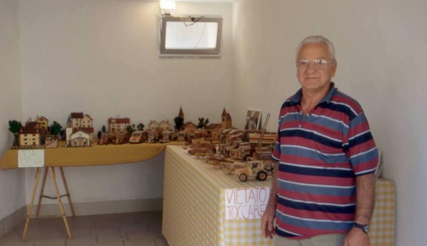 Masonesi mitici: Adriano Macciò - Foto di Gianni Ottonello