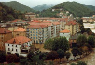 Alluvione a Masone il 23 settembre 1993 - Foto di Gianni Ottonello