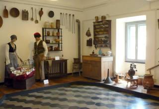 Il Museo Andrea Tubino di Masone. Sala della nonna