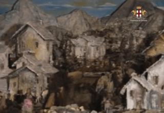 Presepe di San Cipriano a Serra Riccò - Provincia di Genova