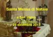 S. Messa a San Pietro