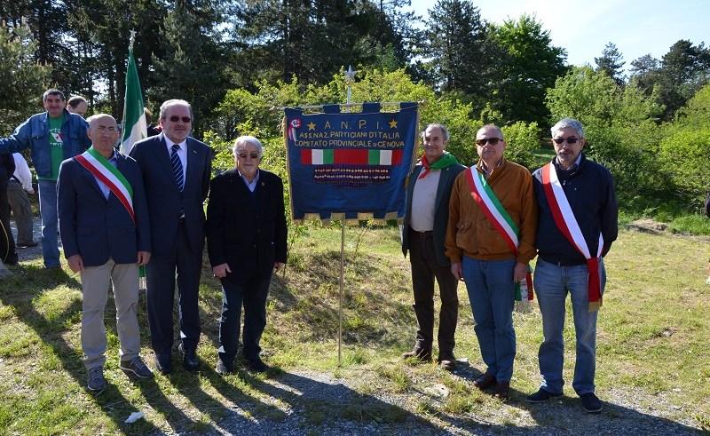 Commemorazione 70° anniversario dell'eccidio di Praglia (Foto G. Piritore)