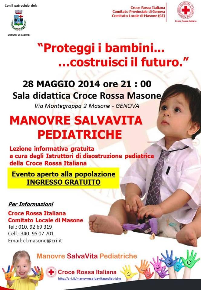 manovre salvavita pediatriche