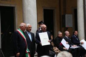 Luigi Pastorino (Cantaragnin) Cavaliere Ordine al Merito della Repubblica