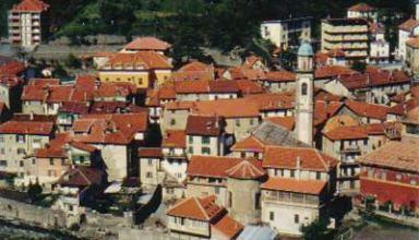 Centro storico - Rossiglione Superiore