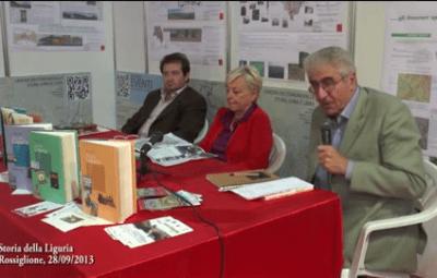 Storia della Liguria della Prof.ssa Airaldi