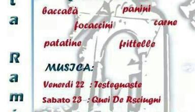 festa Regina Pacis a Campo Ligure