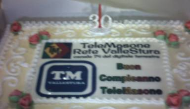 30 anni di TeleMasone