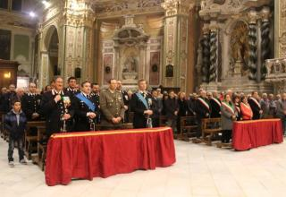 Virgo Fidelis ad Arenzano (Foto tratta da ilSecoloXIX.it)