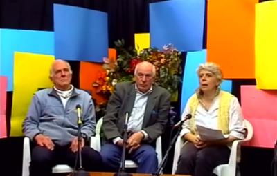 Maria Luisa Repetto, Enrico Piccardo, Stefano Bessini,