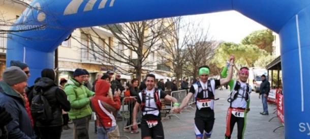 Three For Team Trail Race