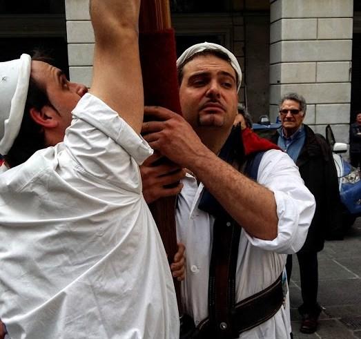 Le Confraternite al Giubileo della Misericordia a Genova