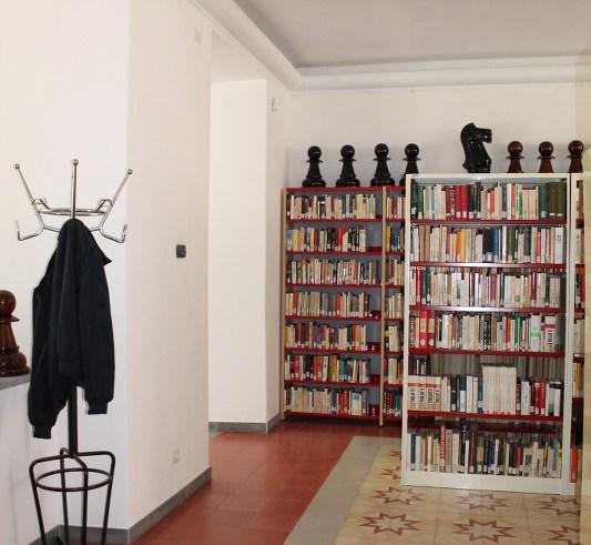 Inaugurazione biblioteca di Rossiglione
