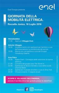enel energia evento