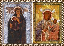 Icone di Capocolonna e Czestochowa