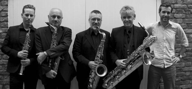 Delta Saxophone Quartet_G. Simcock