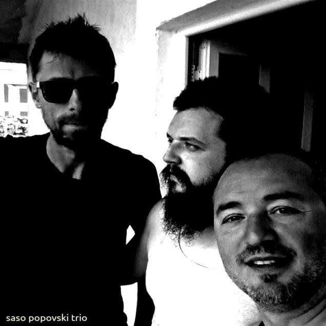 Saso Popovski Trio