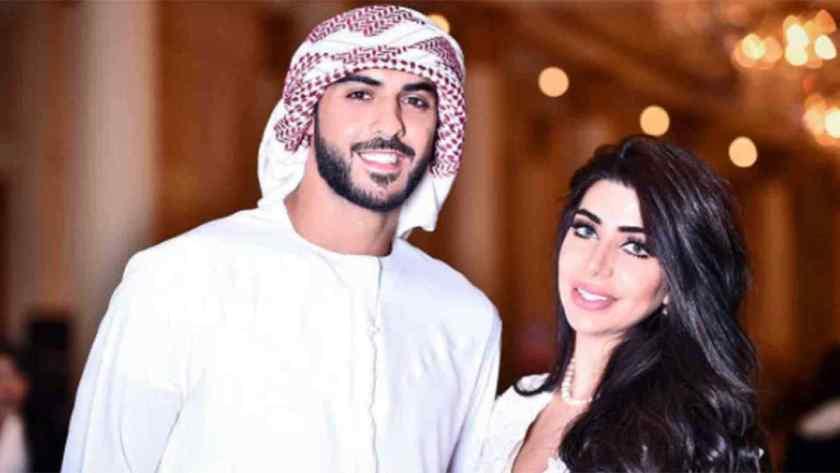 """Omar Borkan, el """"hombre más guapo del mundo"""", presume de su bebé y ..."""