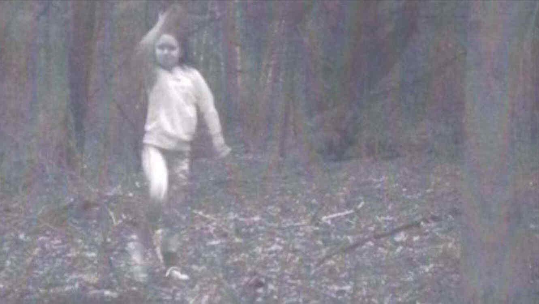 Un cámara captó a un supuesto fantasma en Nueva York