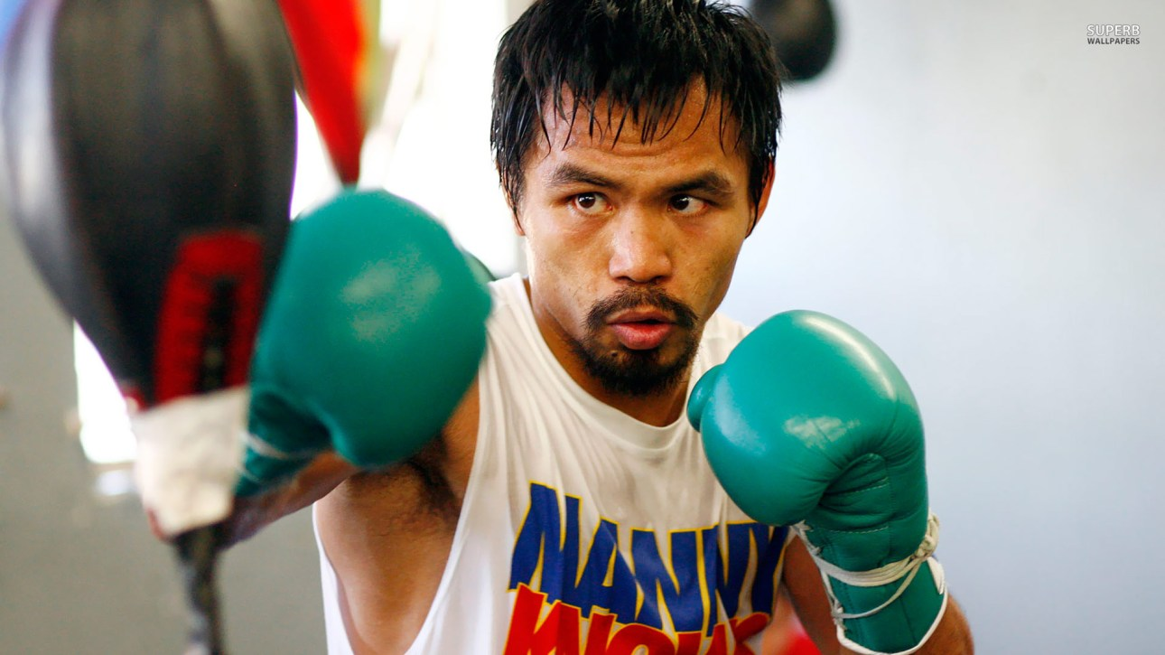"""Manny Pacquiao: """"Spence is probably the most difficult opponent in my career"""""""