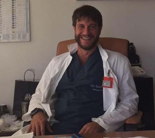 Il Dottore Arcangelo Russo Medico Ortopedico Dell Asp Di Enna Ospite Su Rai1 Buongiorno Benessere Telenicosia