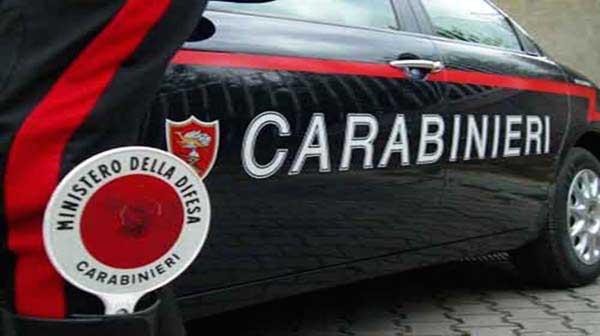 Castel di Lucio, tre persone denunciate dai carabinieri dopo aver bruciato sterpaglie e causato un incendio