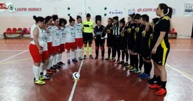 Calcio a 5 femminile, in Coppa Trinacria pareggio tra Sciò Agira e Città di Nicosia