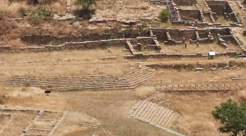 """Incendio area archeologica di Morgantina. Trentacoste: """"La situazione di incuria e ritardo nelle manutenzioni stagionali si protrae da anni, un vero pericolo per i visitatori e i dipendenti"""""""