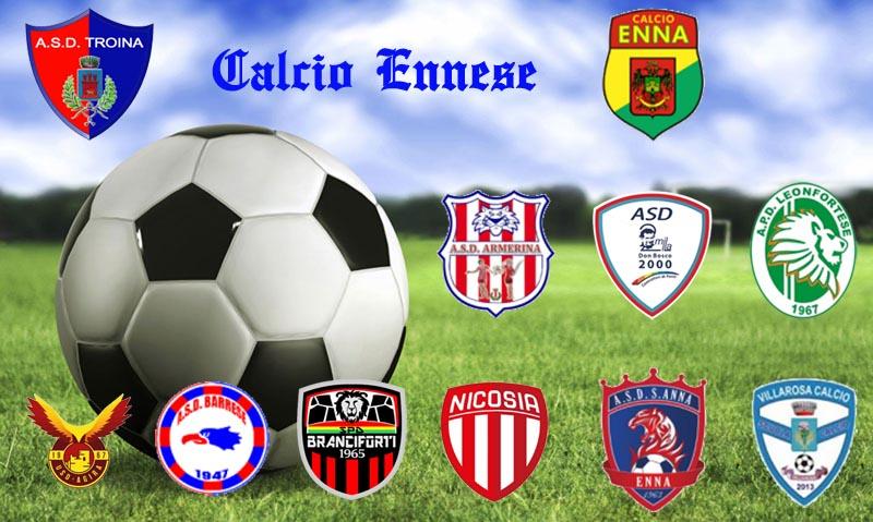 Calcio ennese. Sconfitto il Troina, prima vittoria per l'Enna e l'Armerina, bene il Nicosia - TeleNicosia