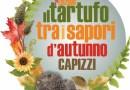 """Capizzi, al via dal 19 al 20 ottobre la settima edizione della """"Sagra del Tartufo tra i sapori d'autunno"""""""