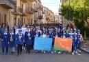 """Corteo studenti sulle Madonie per le ZFM: """"Vogliamo restare qui"""""""