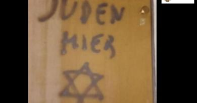 """""""Qui ebrei"""", scritta choc su porta figlio deportata"""